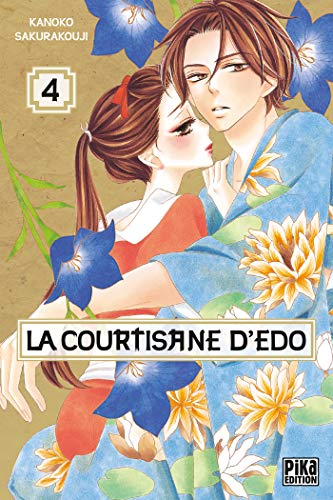 La courtisane d'edo Edition simple Tome 4