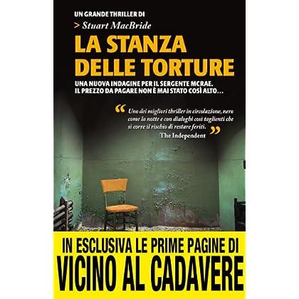La Stanza Delle Torture (Le Indagini Del Sergente Mcrae Vol. 7)