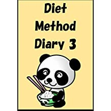 Diet Method Diary 3 (Japanese Edition)