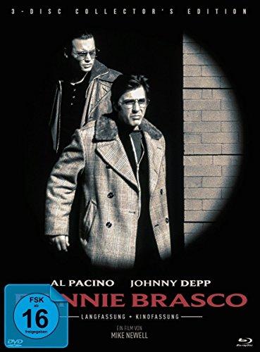 Bild von Donnie Brasco (Collector's Edition, 2 Discs + DVD) [Blu-ray]
