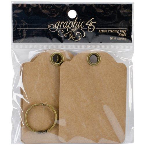 graphique-45-staples-artiste-trading-etiquettes-kraft