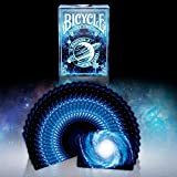 Bicycle Neptune Playing Cards LIMITED EDITION, Jedes Kartendeck mit einmaliger Siegel-Nummer, Neptun Deck, Pokerkarten Deck