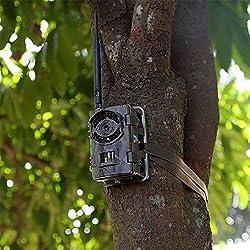 YUN CAMERA@ Photo piège 16MP en Plein air SMS MMS GSM caméra de Chasse pour extérieur Chasse Garde Scout Ferme Cam Temps Qui Passe, Model: G3