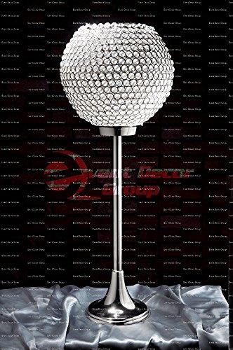 Cristal Globe Décoration de centre de table 80 cm de haut de mariage cadeau Venue