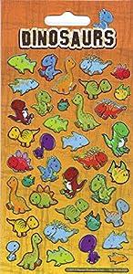 Paper Projects Dinosaurios diversión frustrado Adhesivos Reutilizables 01.70.04.020