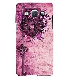 Citydreamz Love Lock and Key\Valentine Hard Polycarbonate Designer Back Case Cover For Samsung Galaxy J5