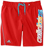 adidas Jungen Badeshort Faster Lineage Knielange Shorts, Lgtsca/Solblu, 140, F80971