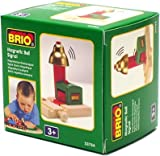 Enlarge toy image: BRIO Magnetic Bell Signal -  preschool activity for young kids