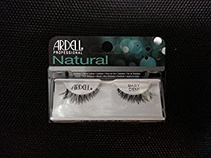 (Pack of 4 Pairs) Ardell Baby Demi Wispies, Black by Ardell