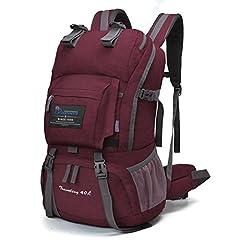 MOUNTAINTOP 40L Wanderrucksack Daypack für