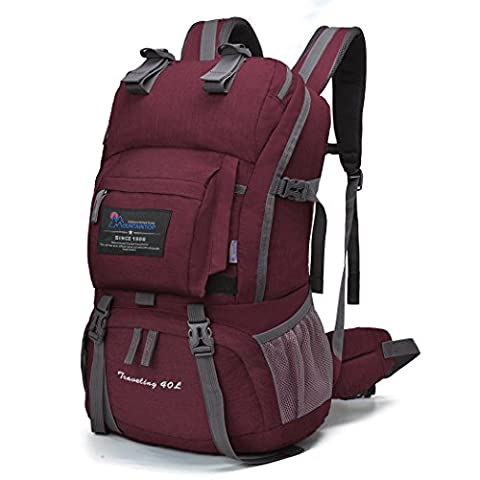 Mountaintop 40L Hiking Backpack,51 x 35 x 17 cm