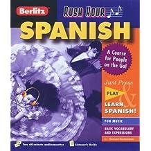 Berlitz Rush Hour Spanish