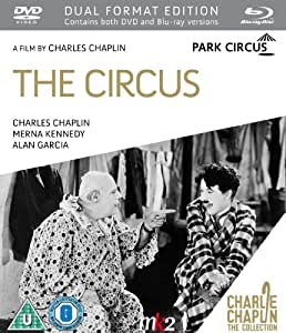 The Circus - Dual Format Edition [Blu-ray + DVD] [1928]