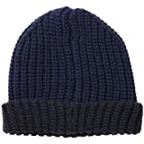 Gbksmm Sports & Outdoors Unisex Knitted Beanie Hat-One_Size_Navy