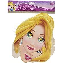 Amscan - Caretas (4 unidades), diseño de Princesas Disney