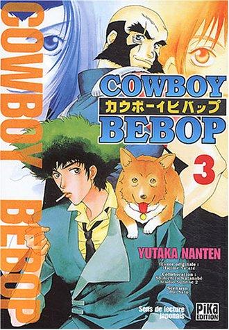 Cowboy Bebop, tome 3