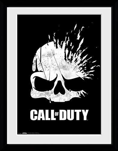 GB eye Ltd de Call of Duty Logo, Calavera,–Póster...