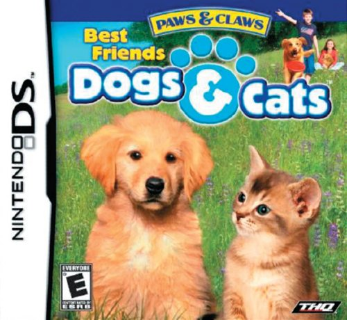 Paws & Claws: Dogs & Cats Best Friends / Game