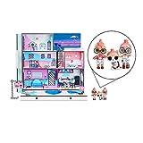 L.O.L. Surprise! 560531E7C Casa con Nueva Familia, Multi