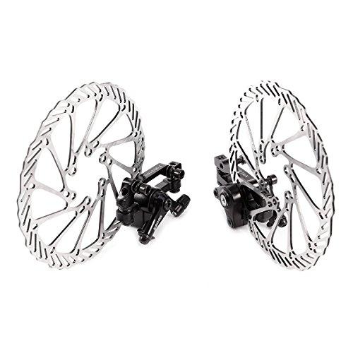 ROSENICE Kit freno a disco bici per bicicletta da montagna