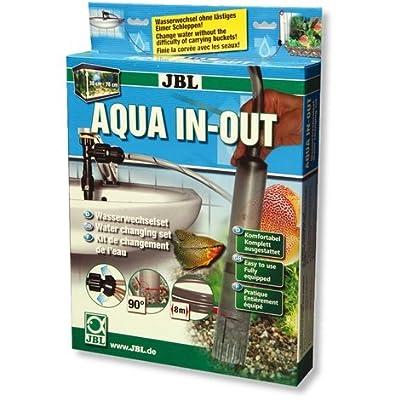 Aqua In Out Wasserwechselset für Aquarien zum Anschluss an den Wasserhahn (groß)