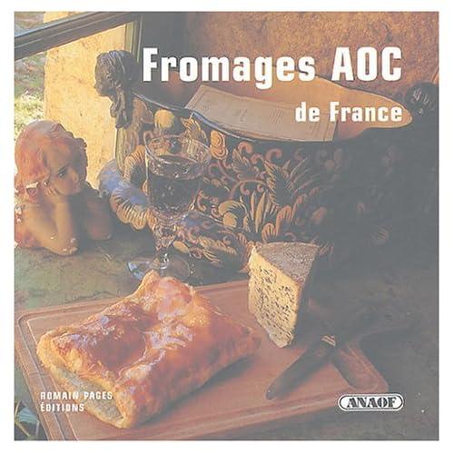 Fromages AOC de France