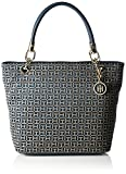 Tommy Hilfiger Women's Th Essential Th Signature Tote Jac. Top-handle Bag
