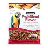 Zupreem Fruit Blend for Large Birds, 1.58 kg
