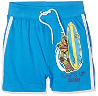 Nickelodeon Ninja Turtles Boys Shorts, Blue, 4 years