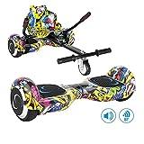 SmartGyro X2 UL Street con Go Kart Street - Pack Hoverboard y Kart (Ruedas de...