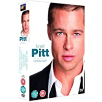 Brad Pitt Collection - Mr And Mrs Smith/Kalifornia/Fight Club/Thelma And Louise/River Runs Through It
