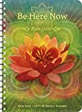 Be Here Now Ram Dass 2017-18 On-the-Go Weekly Planner