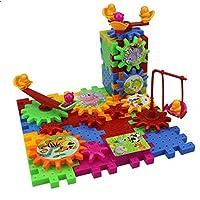 81 قطعة من الطوب لعبة، ألعاب للأطفال، ألعاب تعليمية