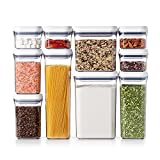 Oxo Good Grips 10-Piece Food Storage Pop Container Set by OXO