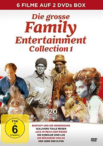 Gro??e Family Entertainment Collection 1