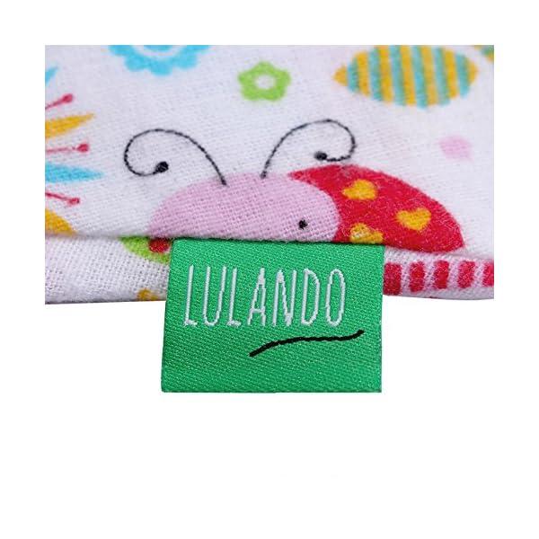 LULANDO Saco De Dormir para Bebé Estilo sobre 100% Algodón Certificados OekoTex Standard 100 Bees
