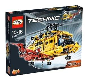Lego Technic 9396 – Großer Helikopter