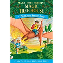 Magic Tree House #1: Dinosaurs Before Dark (A Stepping Stone Book(TM)) (Magic Tree House (R))