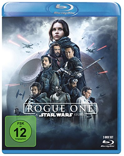 Rogue One - A Star Wars Story [Blu-ray] (Star Wars Blu-ray Set)