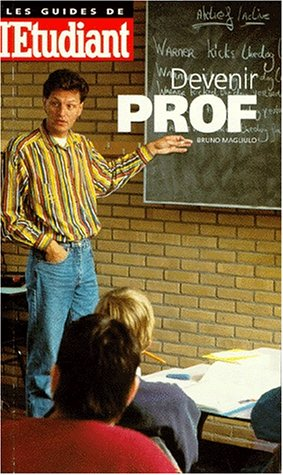 Devenir prof