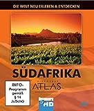 Discovery HD Atlas: Südafrika [Blu-ray]