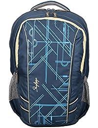 Skybags 27 Ltrs Blue Laptop Backpack (LPBPGIZ4BLU)