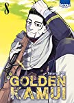 Golden Kamui Edition simple Tome 8