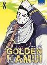 Golden Kamui, tome 8 par Noda