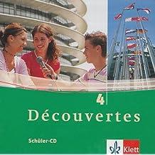 Découvertes / Schüler-CD - Band 4