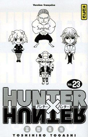 Hunter X Hunter Edition simple Tome 23
