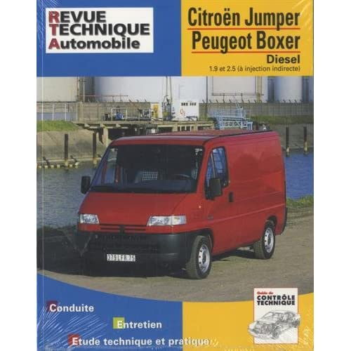citroen jumper peugeot boxer diesel 1.9 et 2.5 (a injection indirecte)