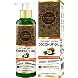 #6: Morpheme Remedies Pure Organic Virgin Coconut Oil (ColdPressed) For Hair, Body, Skin Care, Massage - 120ml