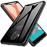 LK Coque Asus ZenFone 5 Lite/5Q, Ultra [Svelte Mince] Housse Coque Protecteur Silicone Peau Douce Caoutchouc Gel TPU Résistant à la Rayure - Noir