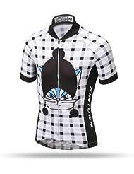 Amur Leopard Enfant Maillot de Cyclisme Shirt